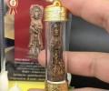 华人僧王和泰国僧王加持三面观音大师
