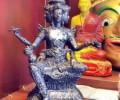 龙婆禅南二庙第一期四手供奉型四面神