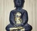 阿育塔亚时期柬埔寨红高棉法门供奉型老拍柴